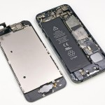 iPhone 5 teardown reveals device is easier to repair