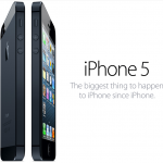 iPhone 5 announced - release date is September 21