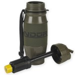 The Advanced Portable Filtration Bottle from NDuR