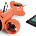 Submarine Camcorder Streams to iPad from 100 Feet Below