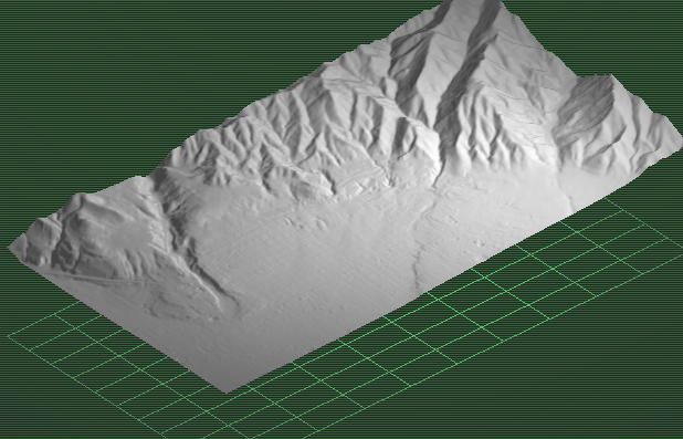 photo relating to 3d Printable Terrain titled The Terrainator Enables by yourself 3D Print Terrain - Cellular Location